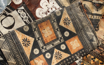 Fijian crafts