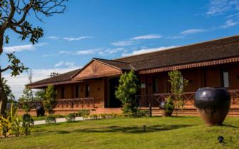 Bagan spa exterior