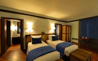 Twin room Bagan