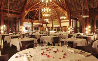 Pure restaurant