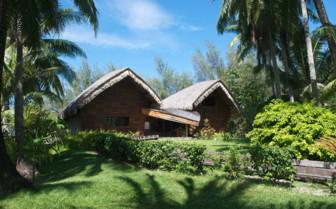 Le Meridien Bora Bora ecological centre