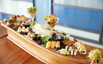Nikki Beach cuisine