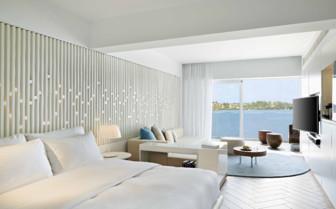 Ultra rooftop suite