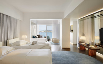 Ultra suite twin room