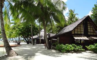 Vahine Island lodges