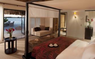 Royal estate bedroom