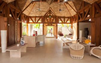 St Regis Resort spa