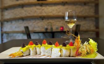 St Regis Sushi Take restaurant