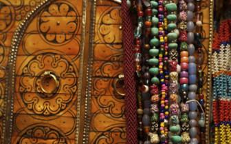 Jewellery close up