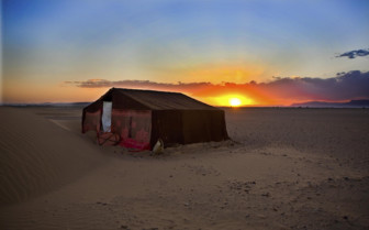 Tent in Zagora