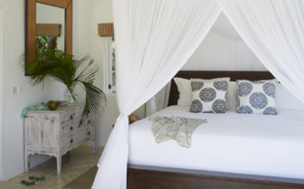 Guestroom, Cotton House, Mustique