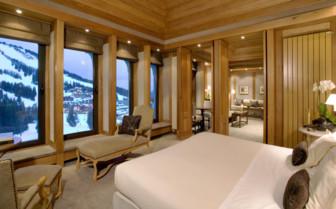 Le Melezin Suite and view