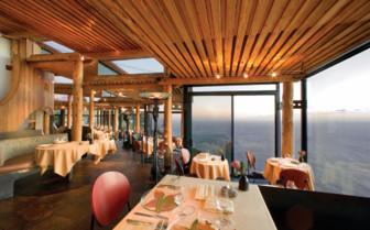 Dining at Post Ranch Inn