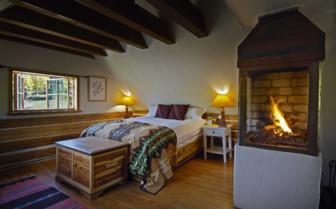 Potter House master bedroom