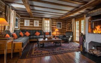 Potter living room