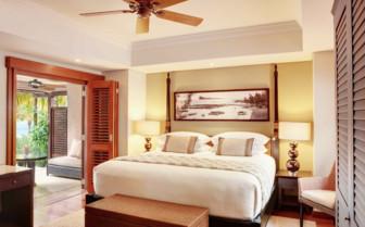 Le Morne bedroom