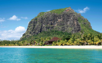 View from Le Morne