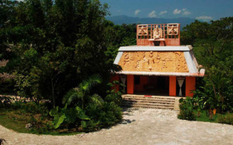 Quinta Chanabnal, luxury hotel in Mexico