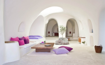 Perivolas cave lounge