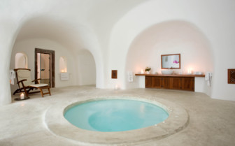 Indoor plunge pool