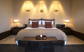 Gangtey Lodge guest room