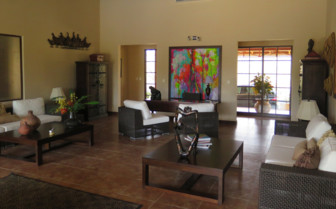 Rancho Humo interior