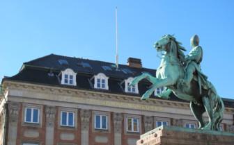 Copenhagen architecture