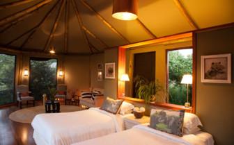 Sala's bedroom