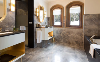 Chalet L'Alpensia bathroom