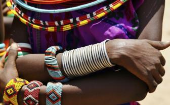 Samburu jewellery