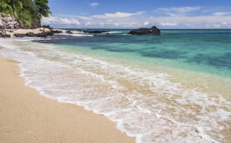 Beach on Nosy Be