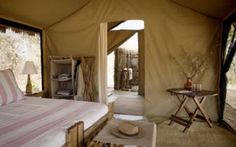 Safari Tent at Kigelia Ruaha