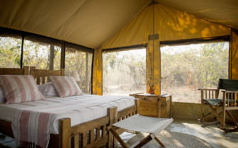 Safari Tent in Ruaha