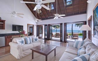 Villa Living Room, Victoria House