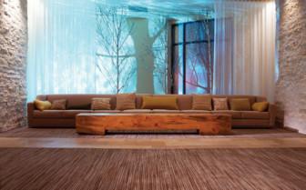 Lounge area at Hotel Vitale