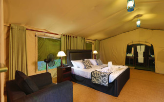 Luxury Tent at Leopard Trails Yala