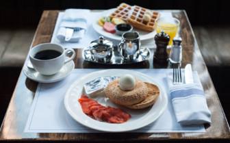 Loden breakfast