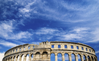 The Pula in Istria