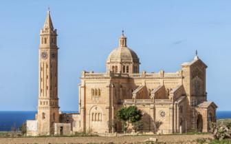 Ta Pinu church Gozo