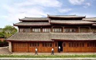 Amandayan architecture