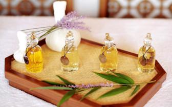 Spa treatment oils