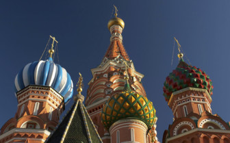 Moscow architecture