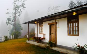 Shakti village house