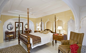 Deluxe Suite at Samode Palace