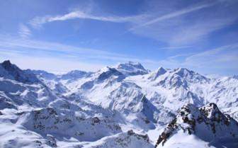 Alps of Verbier