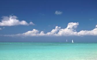 Turks and Caicos ocean