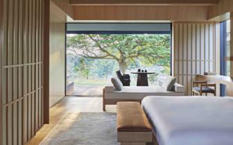 Amanemu room interior