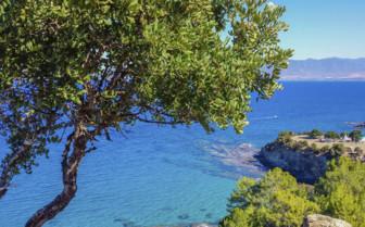 Nice sea view from Akamas Peninsula