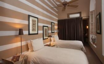 Brown Room bedroom