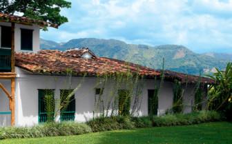 Hacienda Bambusa house exterior